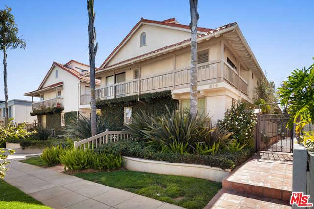 $1,490,000 - 2Br/Ba -  for Sale in Santa Monica