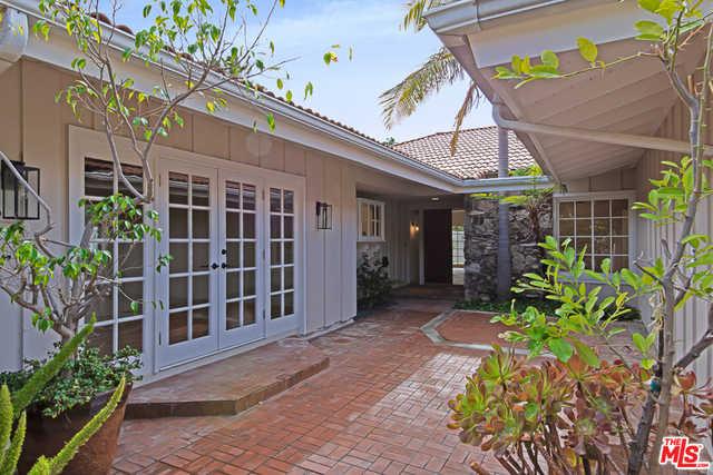705 Via Santa Ynez Pacific Palisades, CA 90272