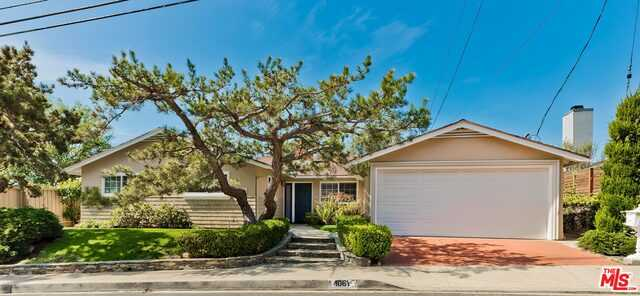 $2,549,000 - 3Br/Ba -  for Sale in Pacific Palisades