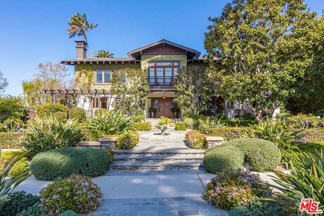 $16,490,000 - 5Br/Ba -  for Sale in Santa Monica