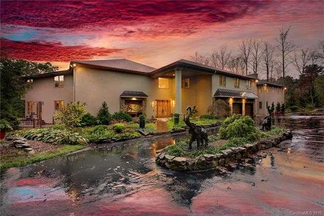 $3,595,000 - 5Br/8Ba -  for Sale in None, Asheville