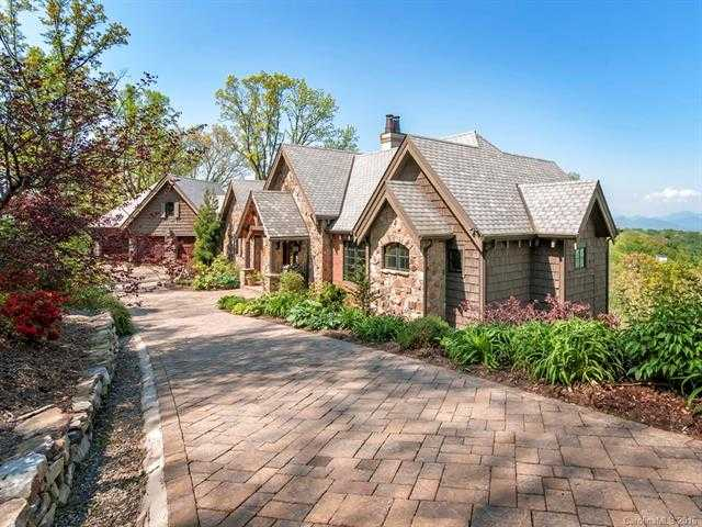 $4,400,000 - 4Br/6Ba -  for Sale in Wildcat Cliffs, Asheville
