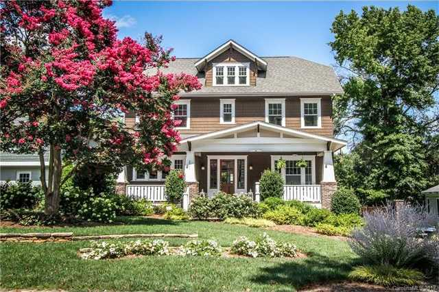 $1,300,000 - 5Br/5Ba -  for Sale in Dilworth, Charlotte