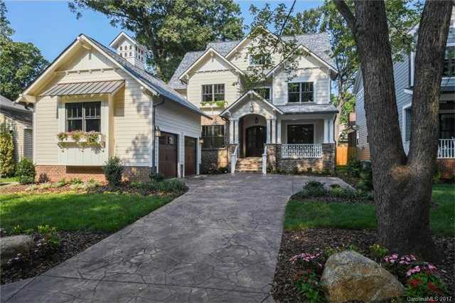 $1,395,000 - 5Br/5Ba -  for Sale in Dilworth, Charlotte