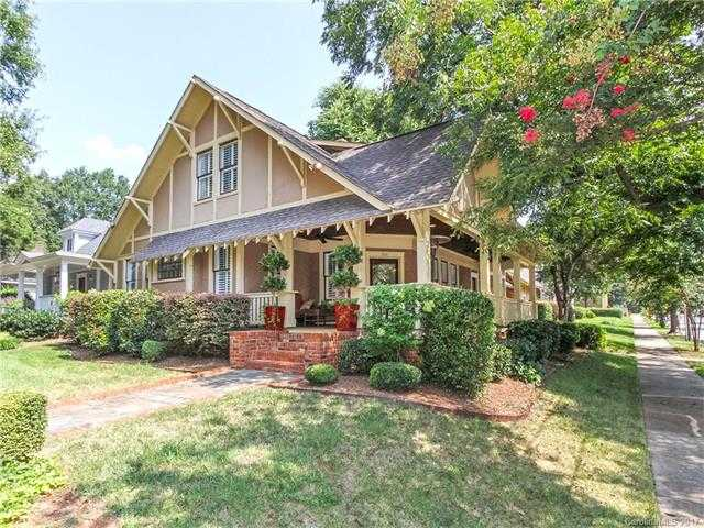 $1,295,000 - 5Br/4Ba -  for Sale in Dilworth, Charlotte