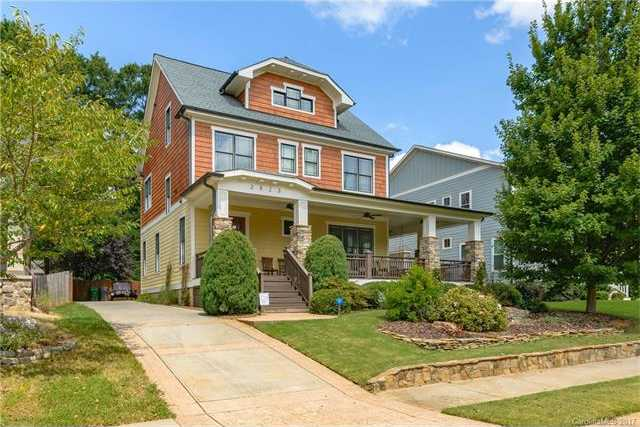 $685,000 - 5Br/5Ba -  for Sale in Midwood, Charlotte