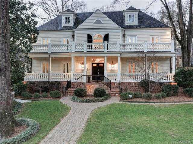 $2,575,000 - 7Br/10Ba -  for Sale in Myers Park, Charlotte
