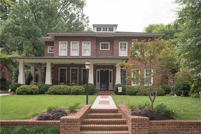 $1,500,000 - 5Br/7Ba -  for Sale in Dilworth, Charlotte