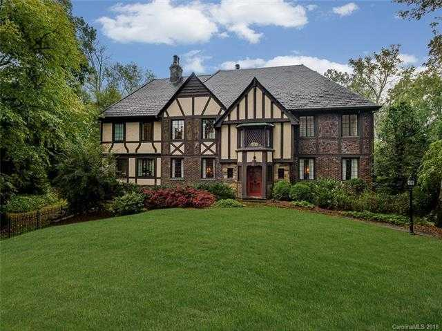 $2,850,000 - 4Br/6Ba -  for Sale in Myers Park, Charlotte