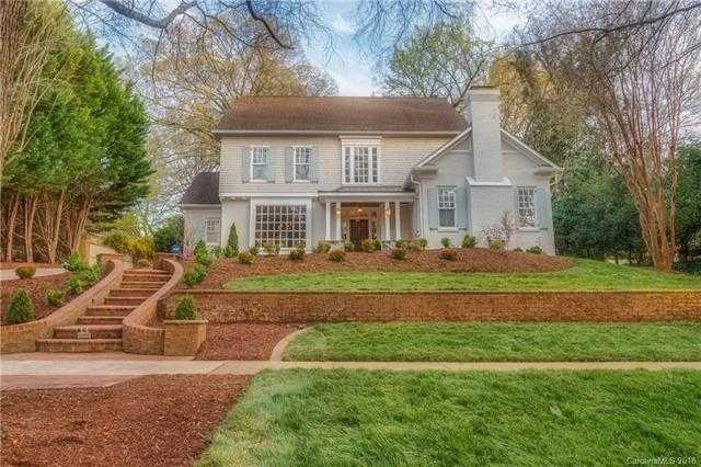 $2,699,900 - 6Br/6Ba -  for Sale in Myers Park, Charlotte