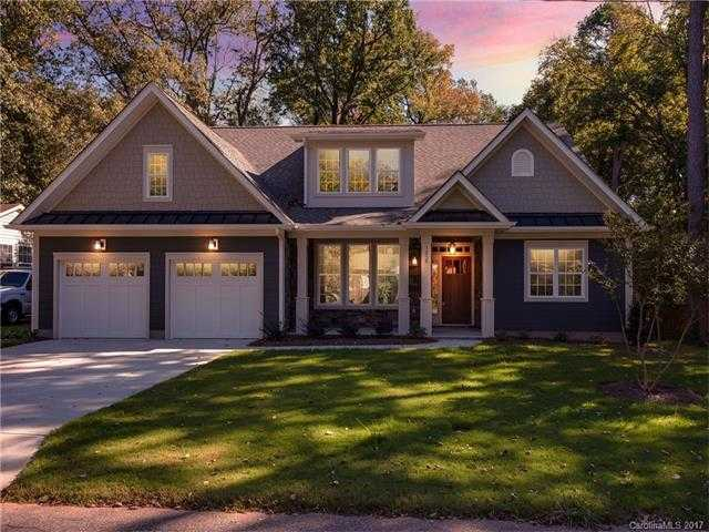 $675,000 - 4Br/4Ba -  for Sale in Midwood, Charlotte