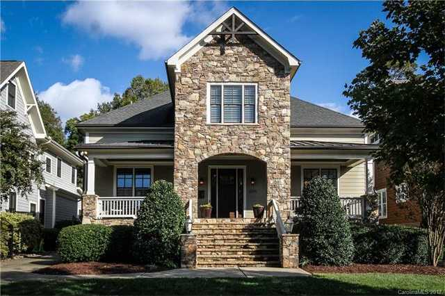 $1,265,000 - 5Br/5Ba -  for Sale in Dilworth, Charlotte