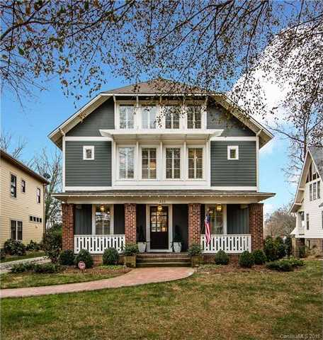 $1,349,000 - 6Br/6Ba -  for Sale in Dilworth, Charlotte