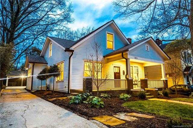 $1,149,500 - 4Br/3Ba -  for Sale in Dilworth, Charlotte