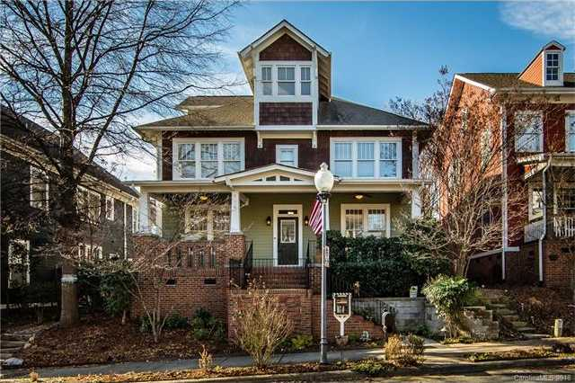 $695,000 - 4Br/4Ba -  for Sale in First Ward, Charlotte