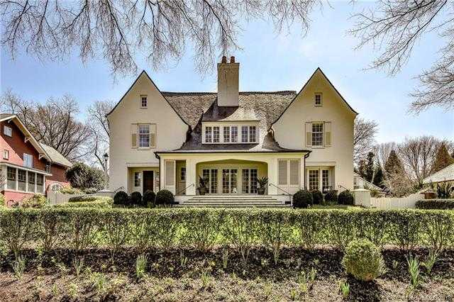 $3,149,000 - 5Br/7Ba -  for Sale in Myers Park, Charlotte