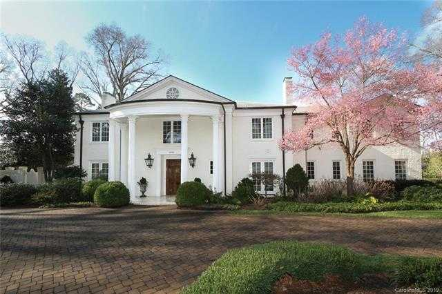 $3,250,000 - 6Br/8Ba -  for Sale in Myers Park, Charlotte