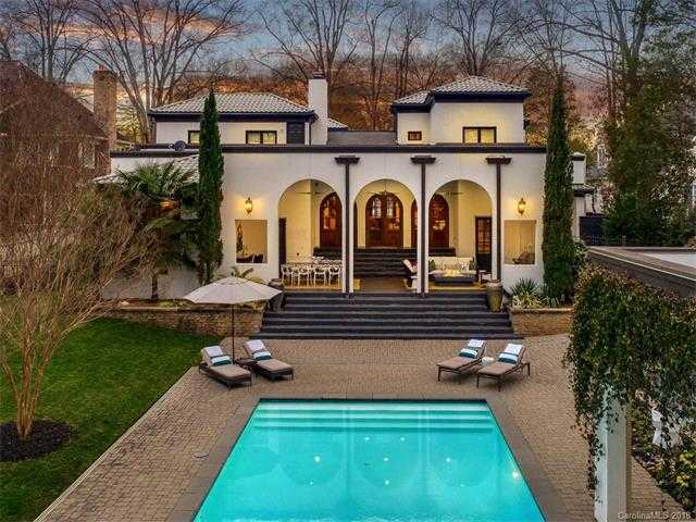 $2,375,000 - 5Br/6Ba -  for Sale in Myers Park, Charlotte