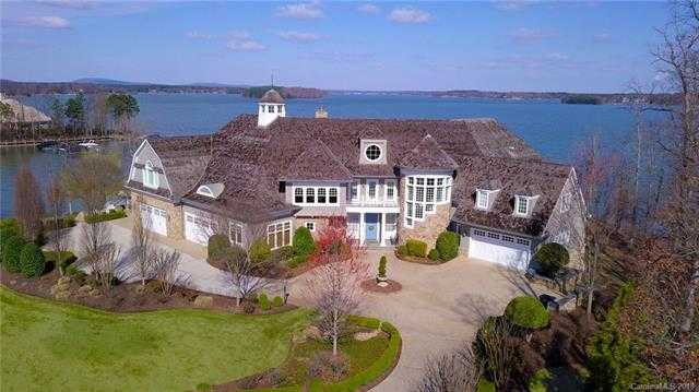 $5,900,000 - 4Br/9Ba -  for Sale in The Point, Mooresville