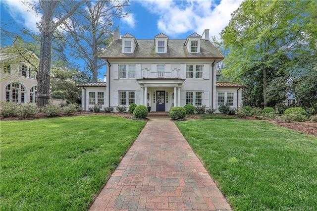 $3,195,000 - 6Br/8Ba -  for Sale in Myers Park, Charlotte