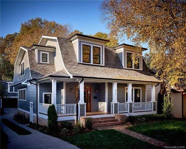 $1,489,000 - 5Br/4Ba -  for Sale in Dilworth, Charlotte