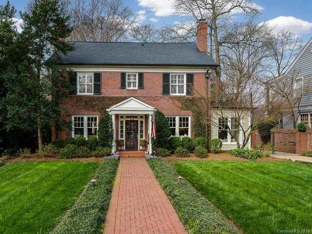 $1,599,000 - 5Br/5Ba -  for Sale in Dilworth, Charlotte