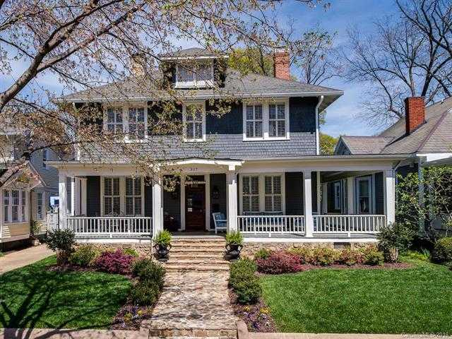 $1,335,000 - 5Br/4Ba -  for Sale in Dilworth, Charlotte