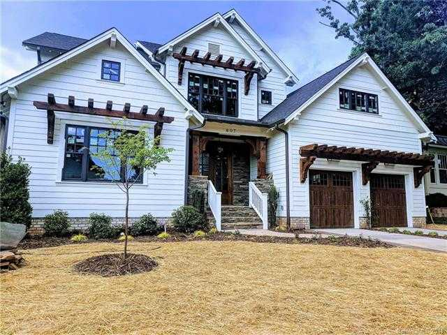 $1,499,000 - 5Br/5Ba -  for Sale in Dilworth, Charlotte