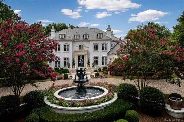 $6,950,000 - 5Br/7Ba -  for Sale in Quail Hollow, Charlotte