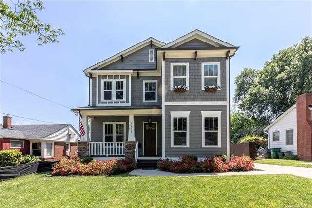 $724,900 - 4Br/3Ba -  for Sale in Midwood, Charlotte