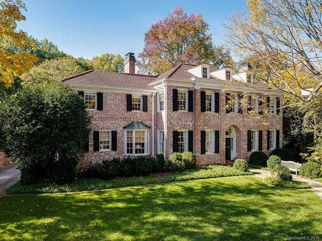 $3,175,000 - 4Br/5Ba -  for Sale in Eastover, Charlotte
