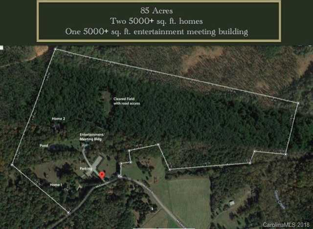 $8,500,000 - 3Br/5Ba -  for Sale in None, Tryon