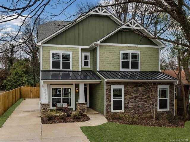 $689,000 - 5Br/5Ba -  for Sale in Midwood, Charlotte