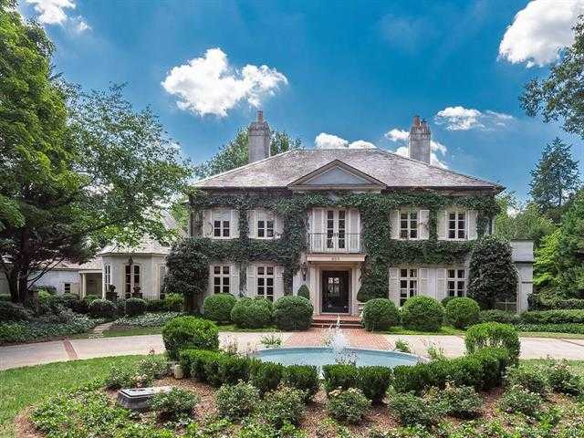 $3,950,000 - 6Br/9Ba -  for Sale in Myers Park, Charlotte