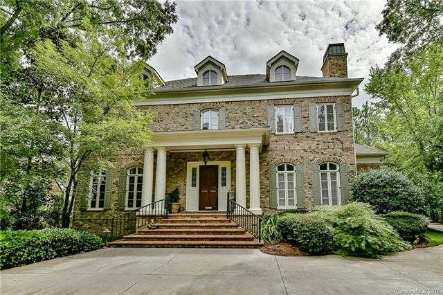 $2,249,000 - 6Br/8Ba -  for Sale in Myers Park, Charlotte