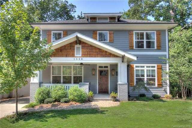 $1,071,999 - 5Br/4Ba -  for Sale in Dilworth, Charlotte