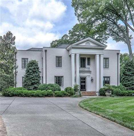 $3,295,000 - 6Br/8Ba -  for Sale in Myers Park, Charlotte