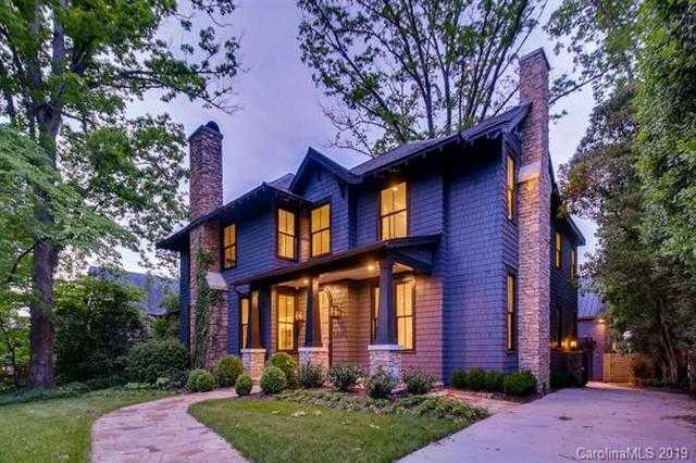 $3,200,000 - 5Br/5Ba -  for Sale in Myers Park, Charlotte