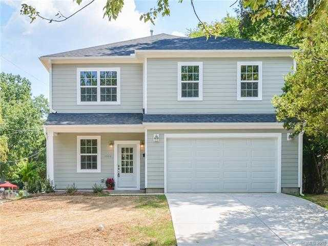 $721,650 - 4Br/4Ba -  for Sale in Midwood, Charlotte