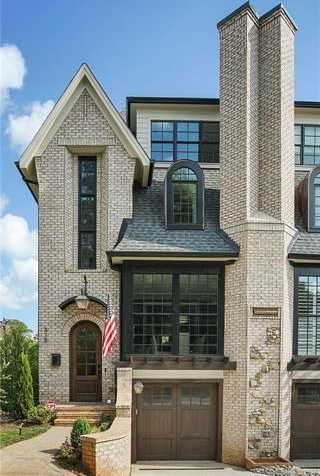 $875,000 - 3Br/5Ba -  for Sale in Dilworth, Charlotte