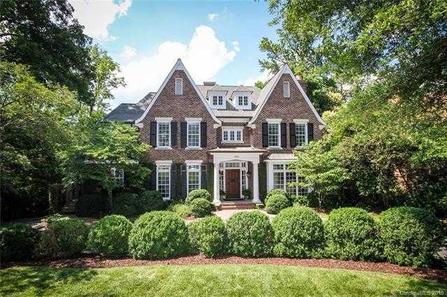 $3,095,000 - 5Br/7Ba -  for Sale in Myers Park, Charlotte