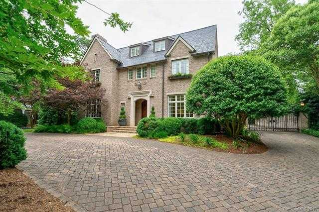 $3,400,000 - 6Br/8Ba -  for Sale in Myers Park, Charlotte