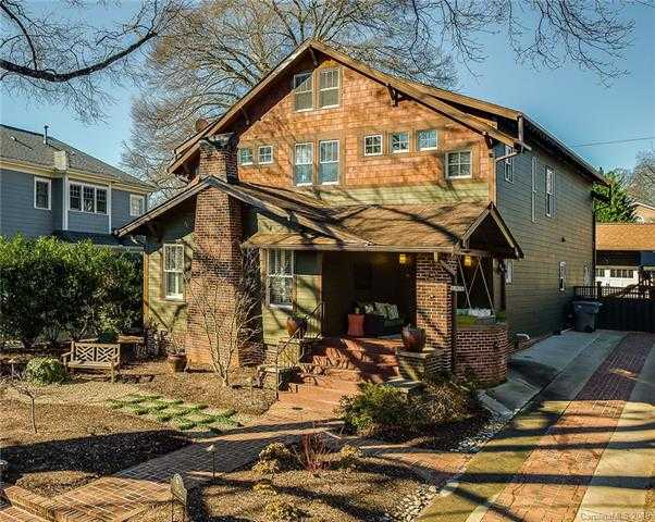 $1,275,000 - 4Br/3Ba -  for Sale in Dilworth, Charlotte