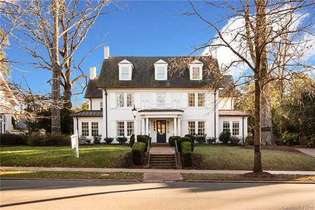 $2,895,000 - 6Br/8Ba -  for Sale in Myers Park, Charlotte