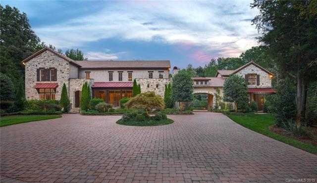 $1,895,000 - 5Br/8Ba -  for Sale in The Sanctuary, Charlotte