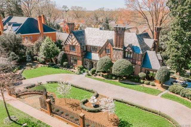 $3,100,000 - 5Br/5Ba -  for Sale in Myers Park, Charlotte