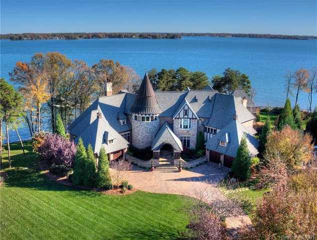 $5,900,000 - 5Br/8Ba -  for Sale in The Point, Mooresville