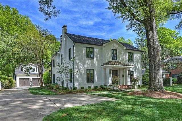 $2,525,000 - 5Br/5Ba -  for Sale in Myers Park, Charlotte