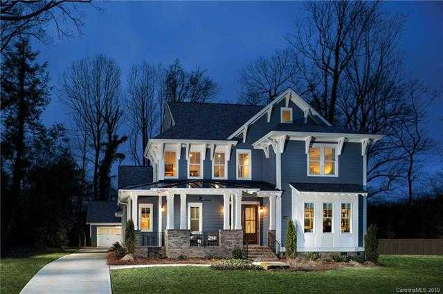 $1,362,400 - 3Br/4Ba -  for Sale in Midwood, Charlotte