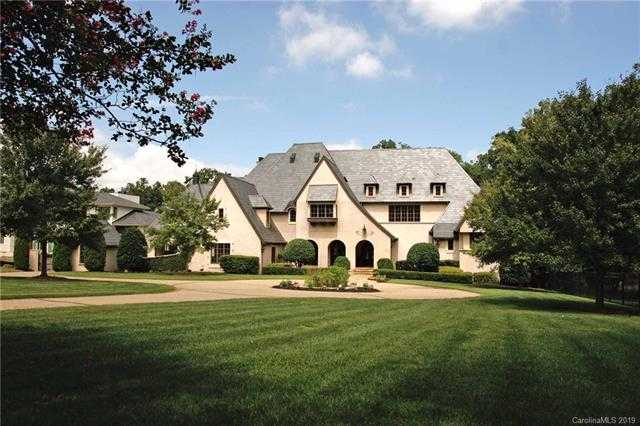 $4,000,000 - 6Br/11Ba -  for Sale in Myers Park, Charlotte